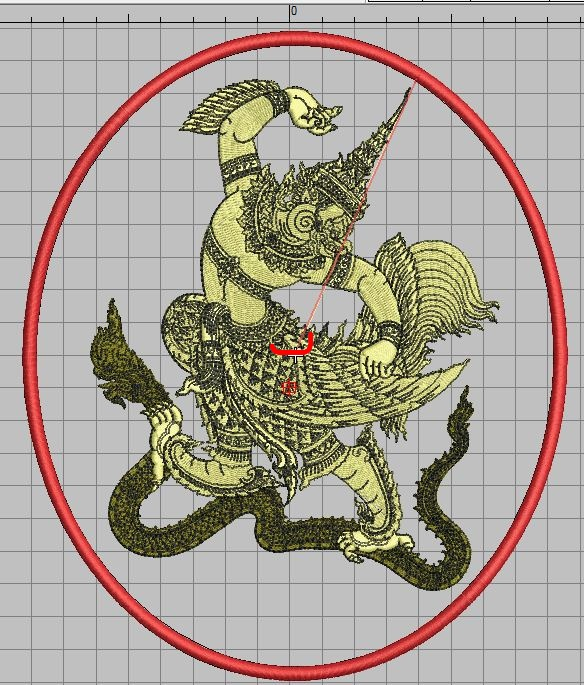 Embroidery and Handbags - Category: Ramayana images
